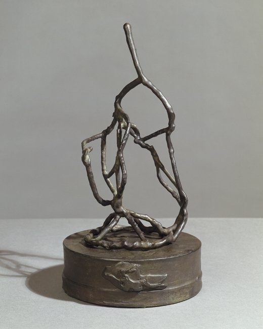 <strong>Barry Flanagan</strong>, <em>Figuration D</em>, 2002