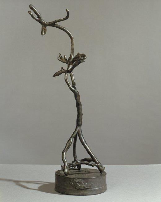 <strong>Barry Flanagan</strong>, <em>Hare Theme DAF #68</em>, 2003