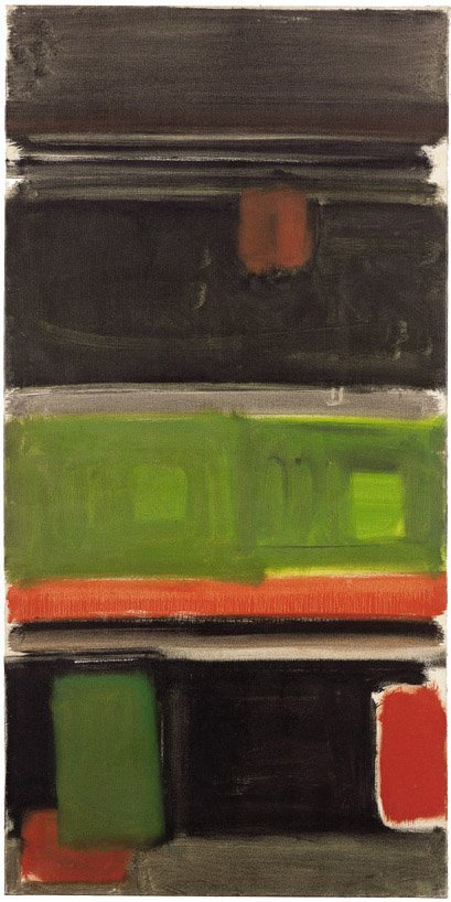 Black Green and Red : February 1958