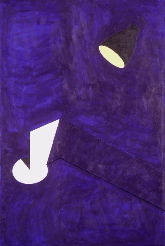 <strong>Patrick Caulfield</strong>, <em>Anglepoise</em>, 2002