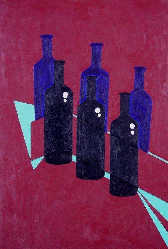<strong>Patrick Caulfield</strong>, <em>Bar</em>, 2002
