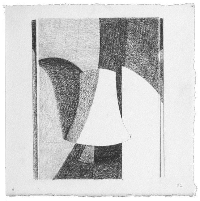 <strong>Patrick Caulfield</strong>, <em>Lamp Study no.6</em>, 1991
