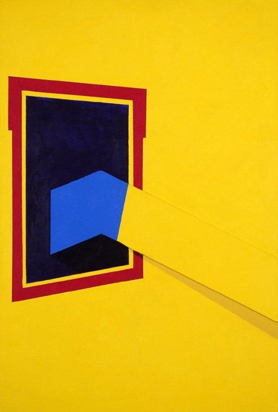 <strong>Patrick Caulfield</strong>, <em>Veranda, Mexico</em>, 2002