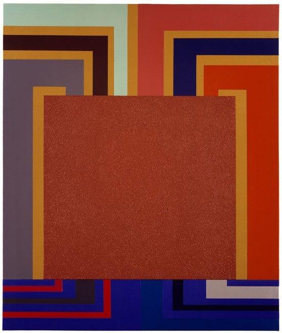 <strong>Peter Halley</strong>, <em>Pulse Generator</em>, 2000