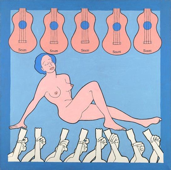 <strong>John Wesley</strong>, <em>Mail Order Blues</em>, 1972