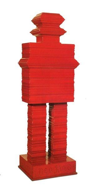 <strong>H. C. Westermann</strong>, <em>Swingin' Red King</em>, 1961