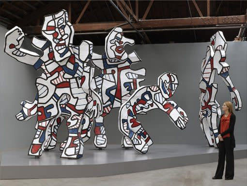 Welcome Parade (after maquette dated 2 July 1974)