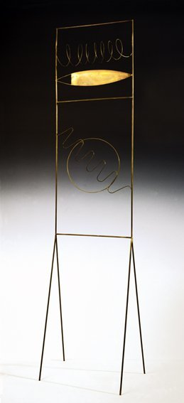 <strong>Fausto Melotti</strong>, <em>I magnifici sette. Variazione n. 3 / The magnificent seven. Variation no.3</em>, 1973