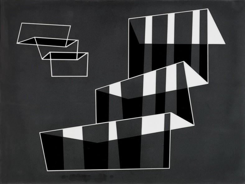 <strong>Josef Albers</strong>, <em>Stufen / Steps (JAAF 2007.6.1)</em>, 1931