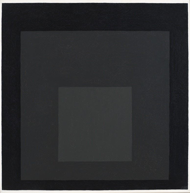 <strong>Josef Albers</strong>, <em>Study for Homage to the Square (JAAF 1976.1.586)</em>, 1965