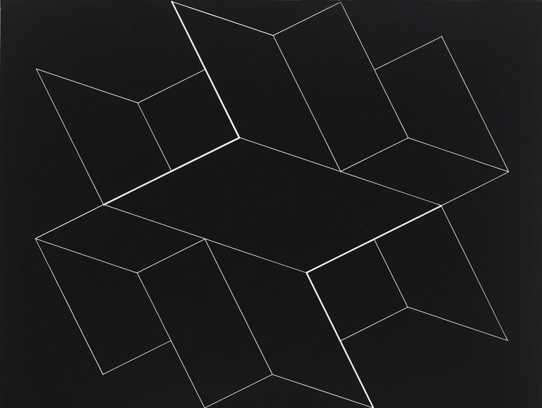 <strong>Josef Albers</strong>, <em>Structural Constellation [No.31] (JAAF 1976.8.1705)</em>, n.d.