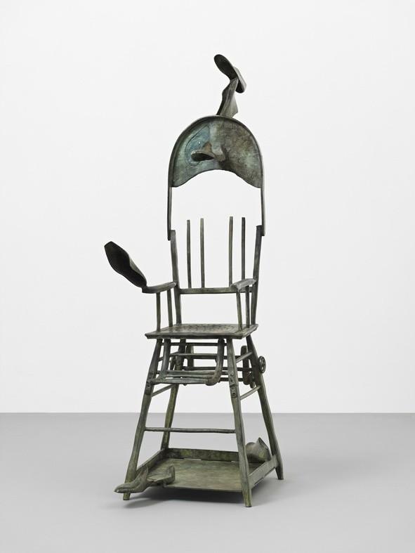 "<span class=""artist""><strong>Joan Miró</strong></span>, <span class=""title""><em>Femme et oiseaux / Woman and Birds</em>, 1972</span>"