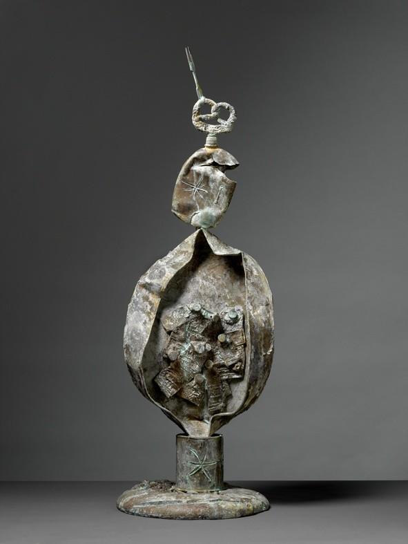 "<span class=""artist""><strong>Joan Miró</strong></span>, <span class=""title""><em>La Boulangère / The Baker</em>, 1970</span>"