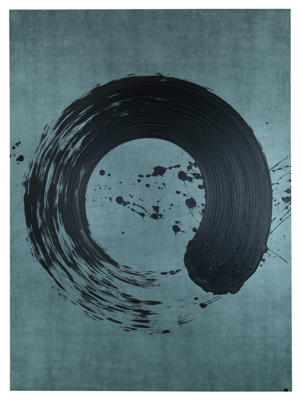 Cercle sur Bleu Giotto
