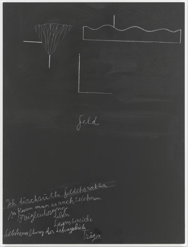 """<span class=""""artist""""><strong>Joseph Beuys</strong></span>, <span class=""""title""""><em>Unbetitelt (Geld)</em>, 1972</span>"""