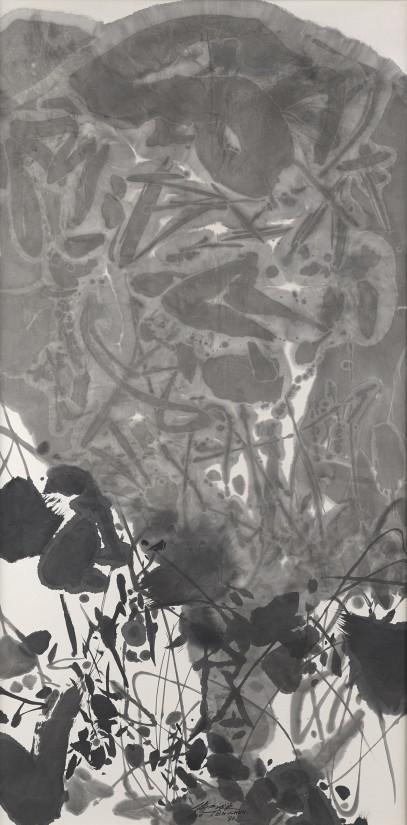 "<span class=""artist""><strong>Chu Teh-Chun</strong></span>, <span class=""title""><em>Untitled</em>, 1996</span>"