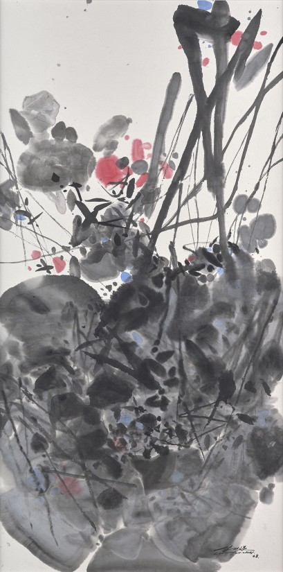 "<span class=""artist""><strong>Chu Teh-Chun</strong></span>, <span class=""title""><em>Untitled</em>, 1997</span>"