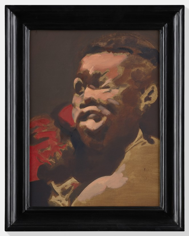 "<span class=""artist""><strong>Peter Blake</strong></span>, <span class=""title""><em>Boxer 3 </em>, 1997</span>"