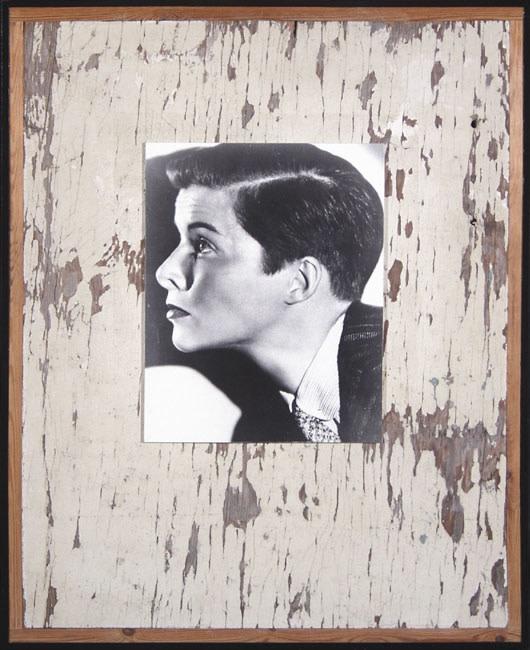 "<span class=""artist""><strong>Peter Blake</strong></span>, <span class=""title""><em>Icon 2: Katherine Hepburn </em>, 1997</span>"