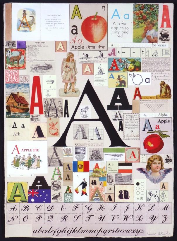 An Alphabet: A
