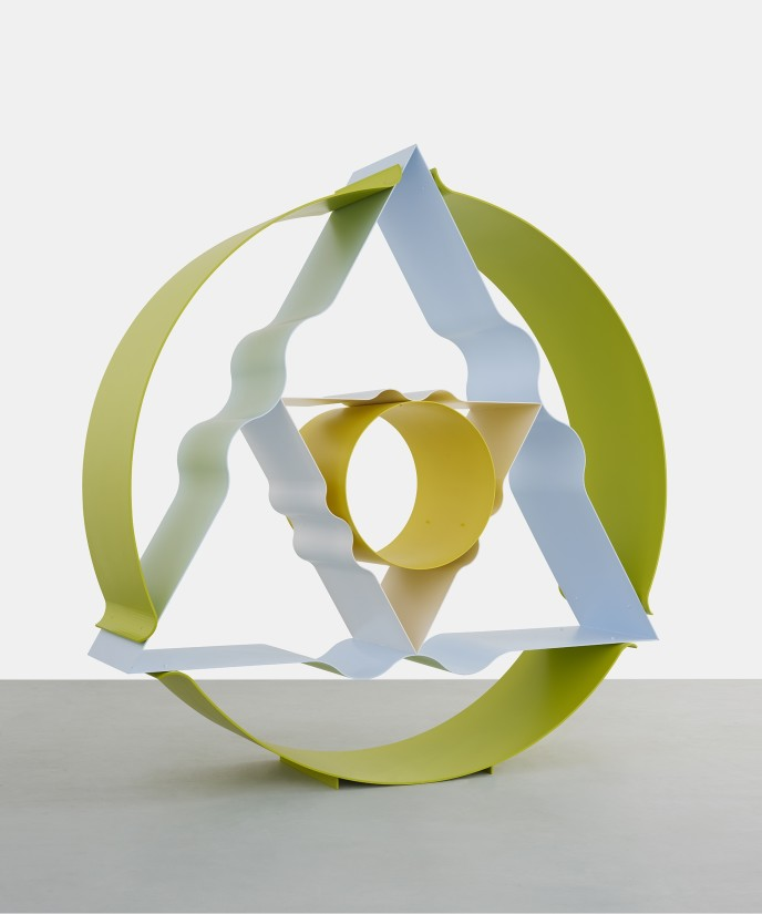 """<span class=""""artist""""><strong>David Annesley</strong></span>, <span class=""""title""""><em>Untitled</em>, 1969</span>"""
