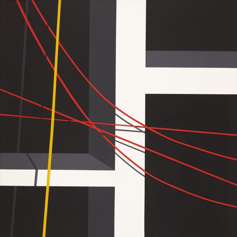 <span class=&#34;artist&#34;><strong>Allan D'Arcangelo</strong></span>, <span class=&#34;title&#34;><em>Hypostasis</em>, 1974</span>