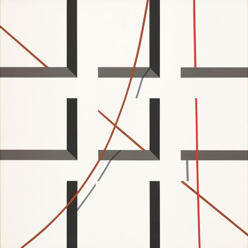 <span class=&#34;artist&#34;><strong>Allan D'Arcangelo</strong></span>, <span class=&#34;title&#34;><em>Thirteen Ways of Looking at a Blackbird</em>, 1974</span>