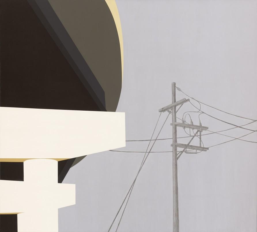 """<span class=""""artist""""><strong>Allan D'Arcangelo</strong></span>, <span class=""""title""""><em>Landscape</em>, 1976–77</span>"""
