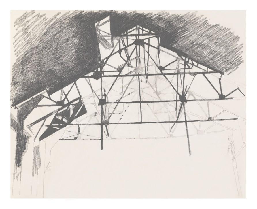 """<span class=""""artist""""><strong>Allan D'Arcangelo</strong></span>, <span class=""""title""""><em>Urban Landscape #3</em>, 1976–77</span>"""