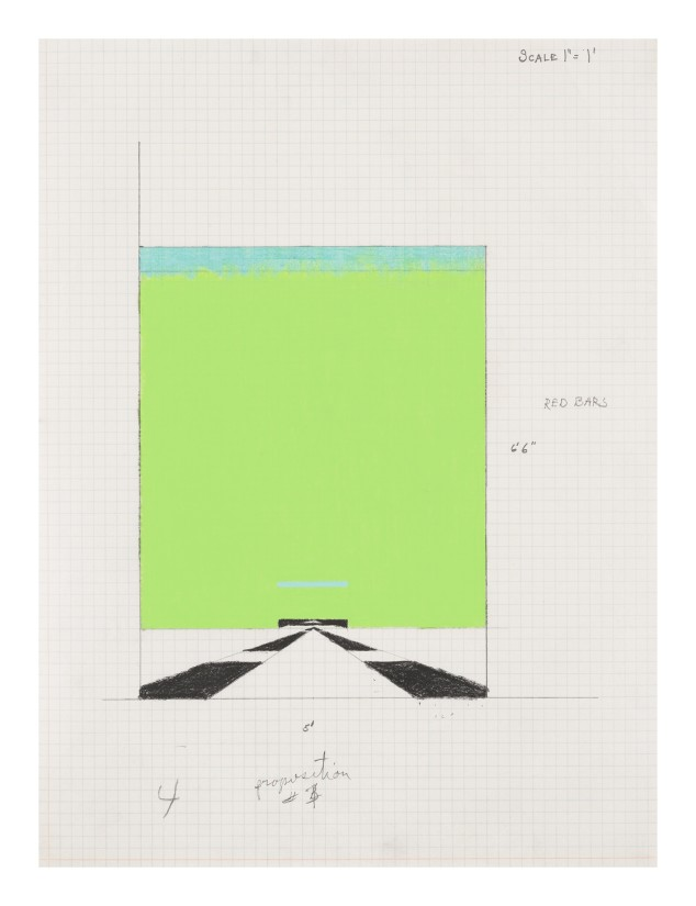 "<span class=""artist""><strong>Allan D'Arcangelo</strong></span>, <span class=""title""><em>Study for Proposition #17</em>, 1976</span>"