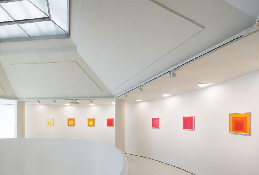 Josef Albers in Mexico, Solomon R Guggenheim Museum