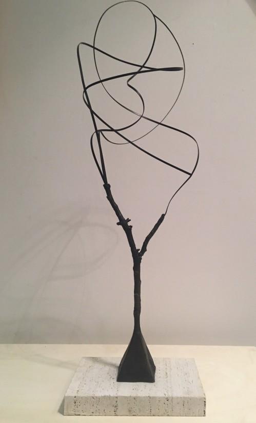 Still Tree, Study I