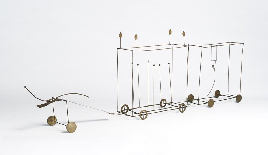 Carro di Tespi / Chariot of Thespis