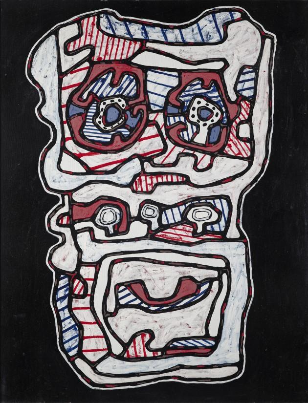 Réchaud-four à gaz IV (Autoportrait) 12 mars 1966