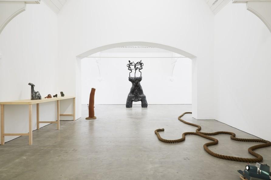 Installation image, Retrospective at Ikon, Birmingham