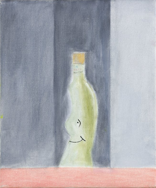 <strong>Craigie Aitchison</strong>, <em>Still Life II, Montecastelli</em>, 2001