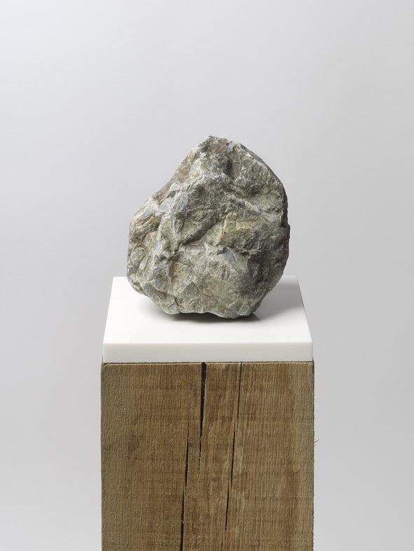 <strong>Peter Blake</strong>, <em>Found Sculpture V</em>, 2012