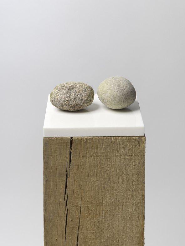 <strong>Peter Blake</strong>, <em>Found Sculpture VI</em>, 2012