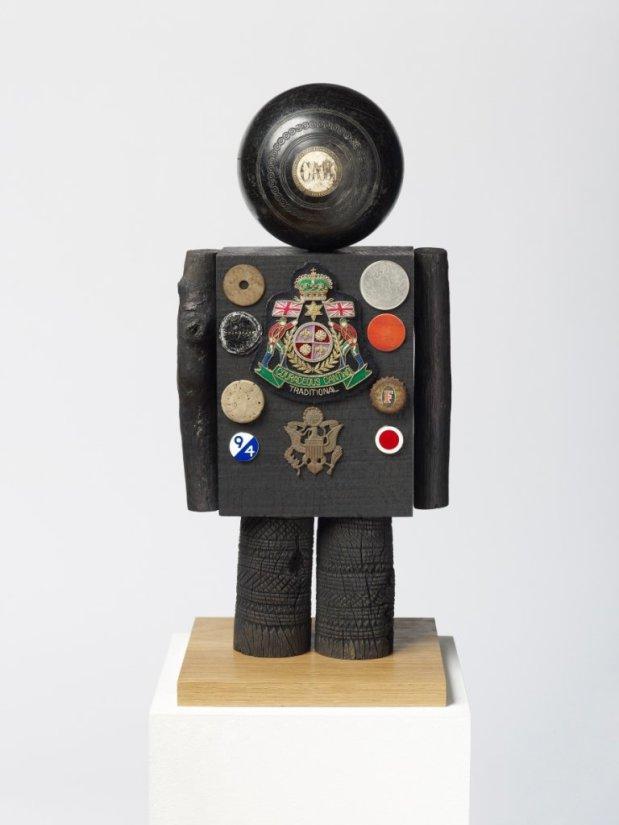 <strong>Peter Blake</strong>, <em>General II</em>, 2012