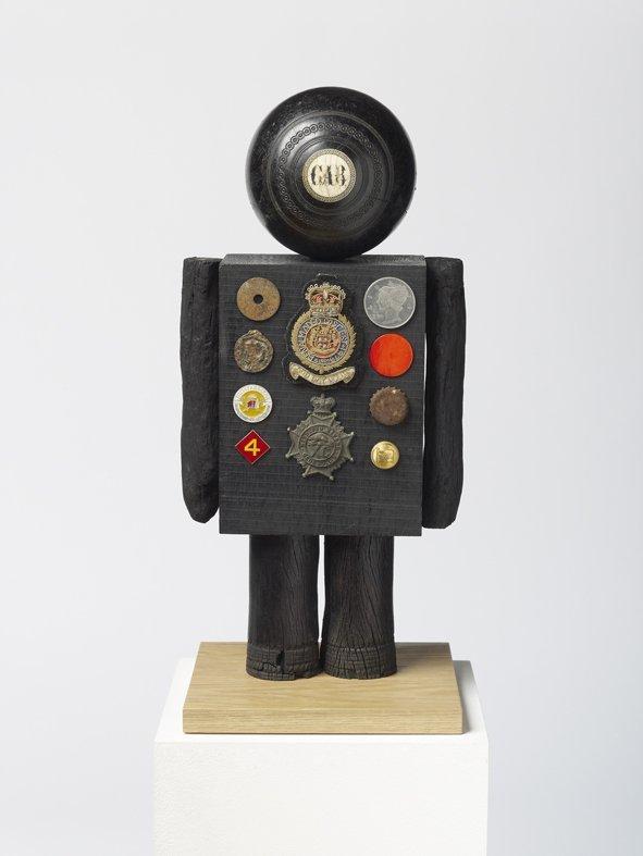 <strong>Peter Blake</strong>, <em>General IV</em>, 2012