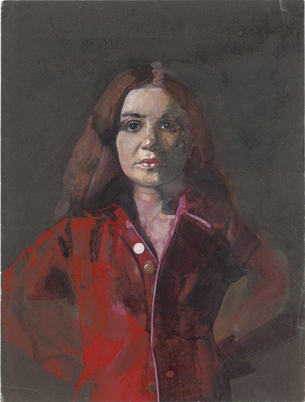 <strong>Peter Blake</strong>, <em>Trilby</em>, 1978