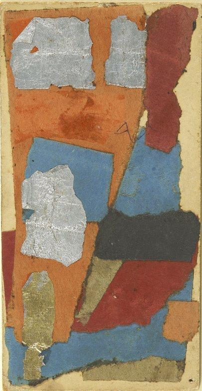 <strong>Peter Blake</strong>, <em>Sonia D</em>, c.1956