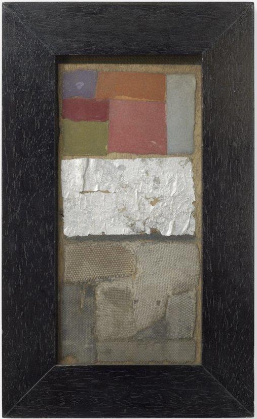<strong>Peter Blake</strong>, <em>Collage I</em>, c.1956