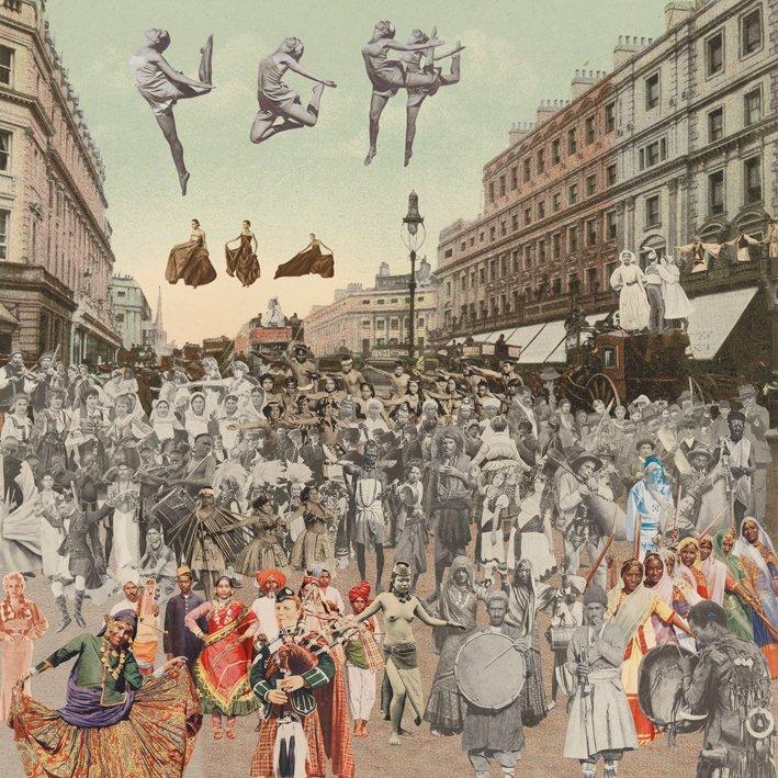 <strong>Peter Blake</strong>, <em>London: Regent Street - Dancing</em>, 2012