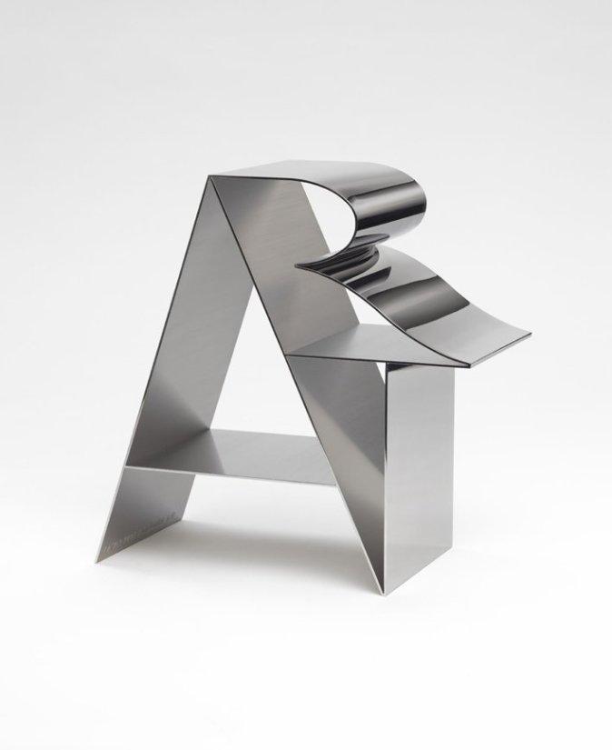 <strong>Robert Indiana</strong>, <em>ART</em>, 1972-2001