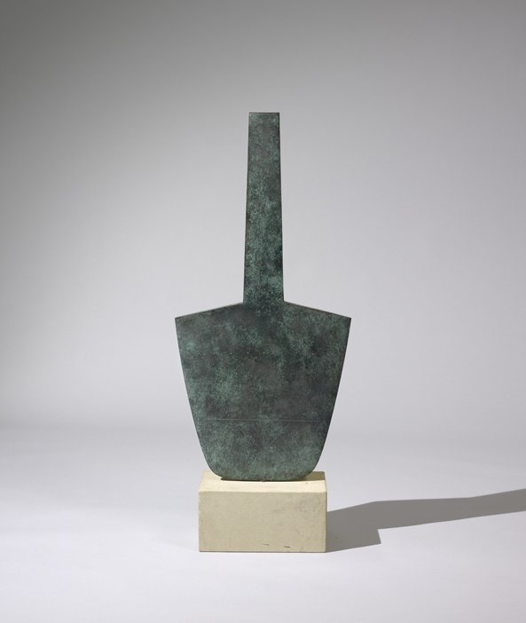 <strong>William Turnbull</strong>, <em>Small Spade Venus</em>, 1986