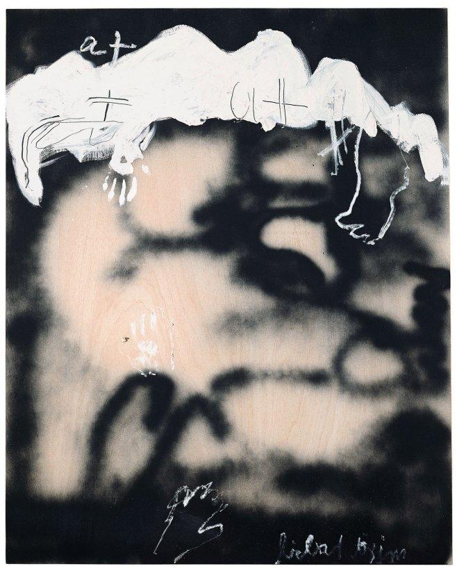 <strong>Antoni Tàpies</strong>, <em>Paisatge (Lanscape)</em>, 2009