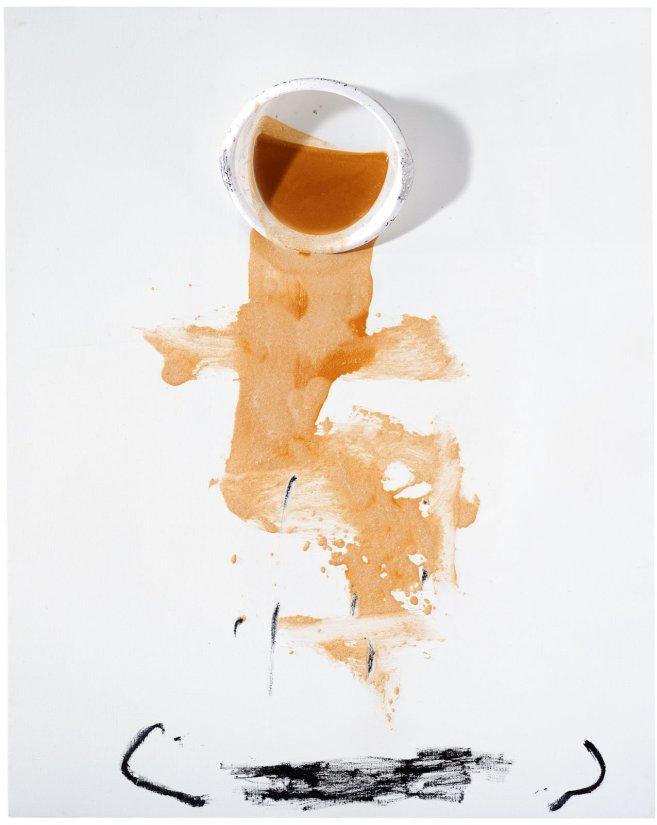 <strong>Antoni Tàpies</strong>, <em>Palangana (Washbasin)</em>, 2009