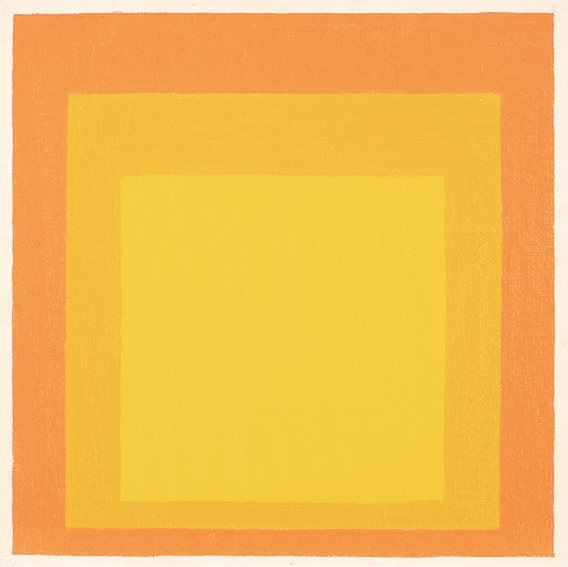<strong>Josef Albers</strong>, <em>Homage to the Square</em>, 1969