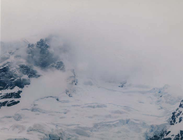 <strong>Axel Hütte</strong>, <em>Fox Glacier, New Zealand</em>, 2006